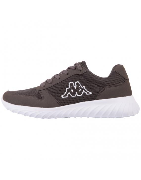 Buty sneakersy unisex KAPPA Samura antra/white