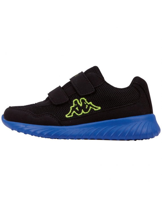 Buty dziecięce sneakersy Kappa Cracker II BC K black/blue