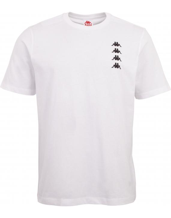 Koszulka t-shirt Kappa JORN bright white