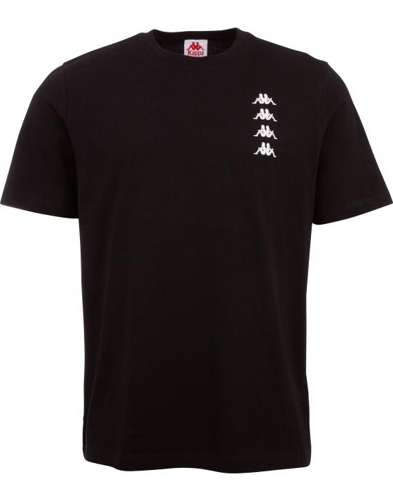 Koszulka t-shirt Kappa JORN caviar