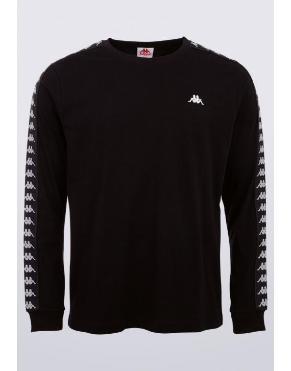 T-shirt longsleeve Kappa Jenk caviar