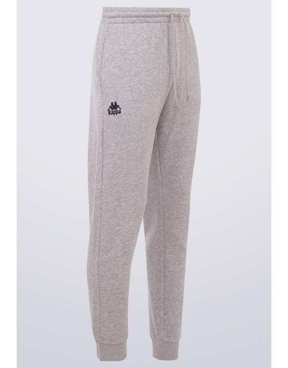 Spodnie dresowe Kappa Zloan GREY MELANGE